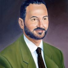 Retrato.D.Antonio Llaguno Rojas